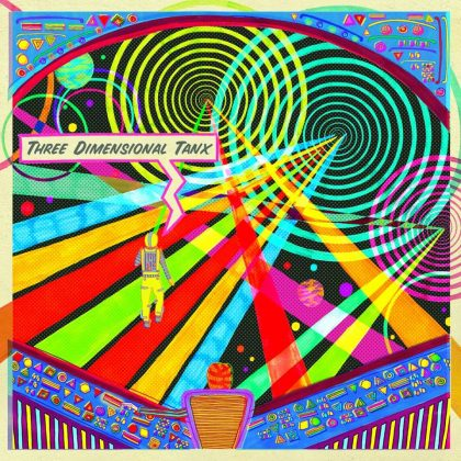 3 dimensional tanx cd cover