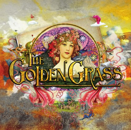 GOLDEN-GRASS COVER