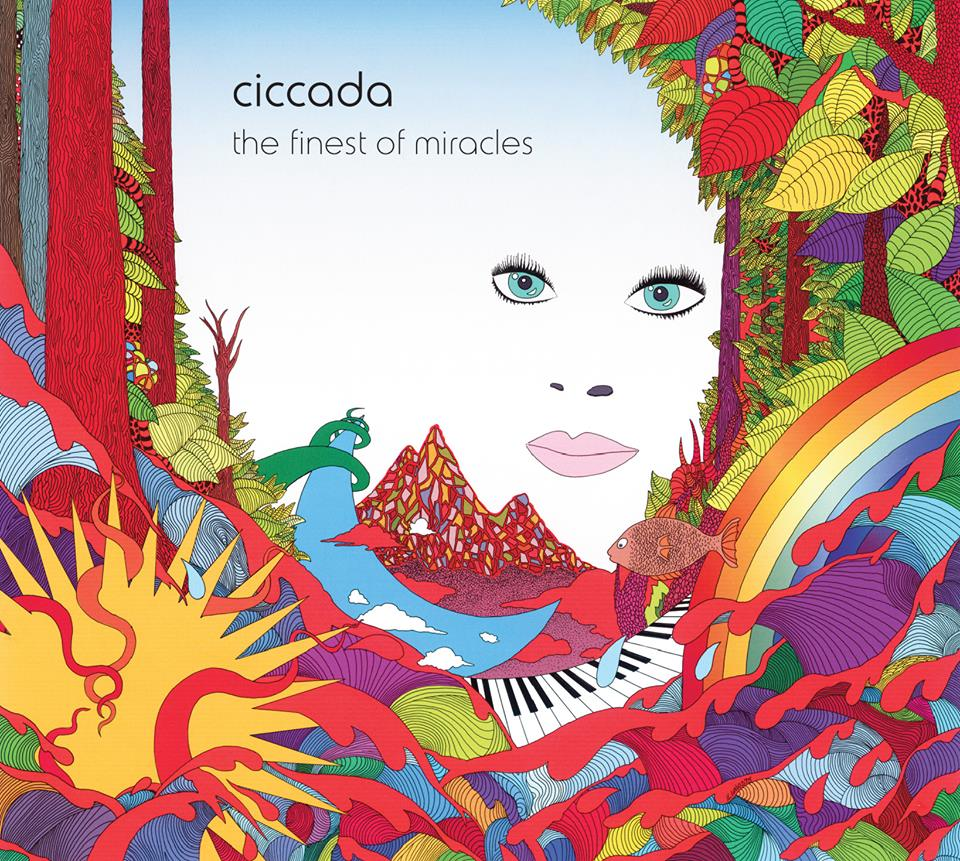 Ciccada – The Finest Of Miracles (2015) Ελληνικό Προγκρέσιβ Ciccada-The-Finest-Of-Miracles