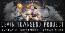 [:en]Devin Townsend live at Gagarin 205 on 24th of September[:EL]Devin Townsend Live στο Gagarin 205 στις 24 Σεπτεμβρίου[:] @ Gagarin 205