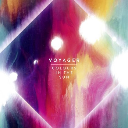 Voyager | Colours in the Sun